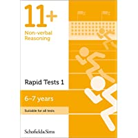 11+ Non-verbal Reasoning Rapid Tests Book 1: Year 2, Ages 6-7
