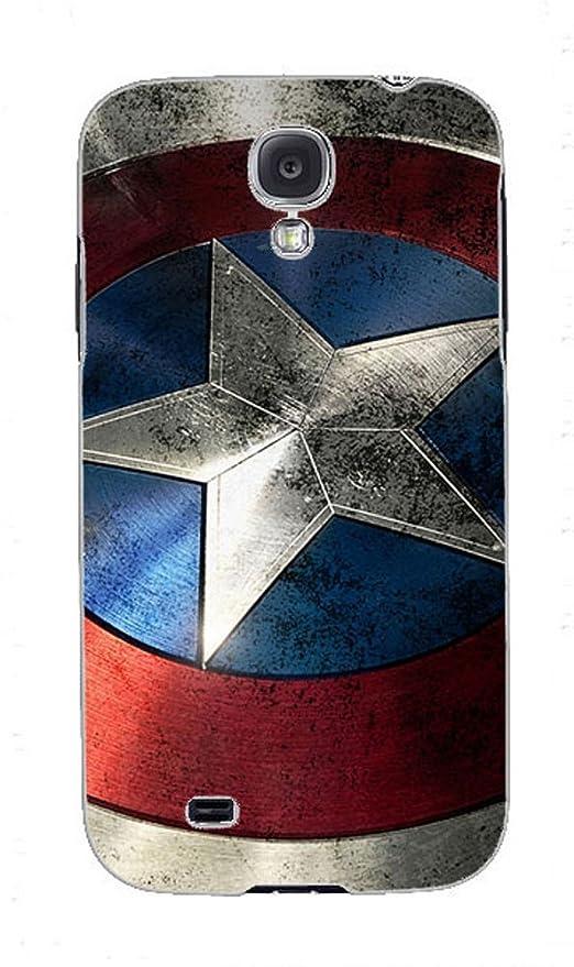 Carcasa, Diseño de Capitán América Disponible Para iPhone 4 ...