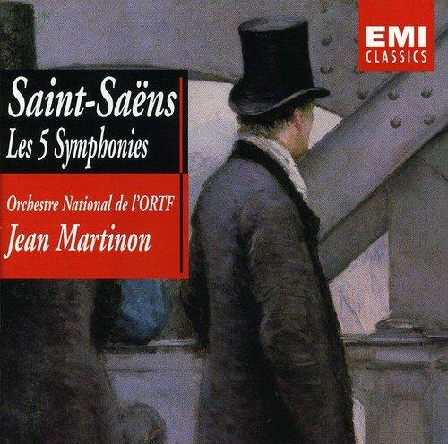 Saint Saens (Saint-Saëns: Five Symphonies)