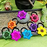 Thai Leather Hair Band Hair tie Multicolor Small Gifts