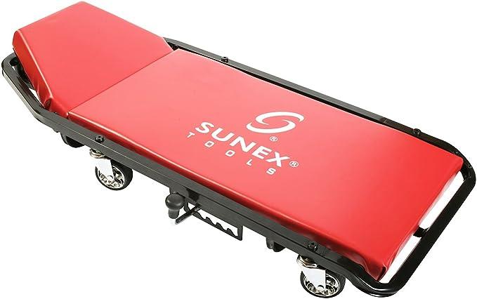 Amazon.com: Sunex Internacional 8504 Creeper – 4 Caster ...