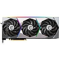 MSI nVidia Geforce RTX 3080 Ti SUPRIM X 12GB Video Card, PCI-E 4.0, 1830 MHz Boost Clock, 3X DisplayPort 1.4a, 1x HDMI 2…