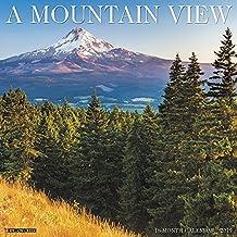 Mountain View 2019 Wall Calendar