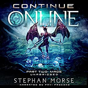 Continue Online Part Two: Made Audiobook