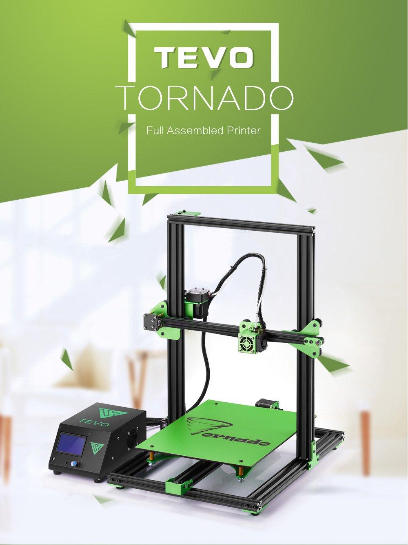 tevo Tornado DIY 3d Kit para impresora 30 * 300 * 400 mm grandes ...