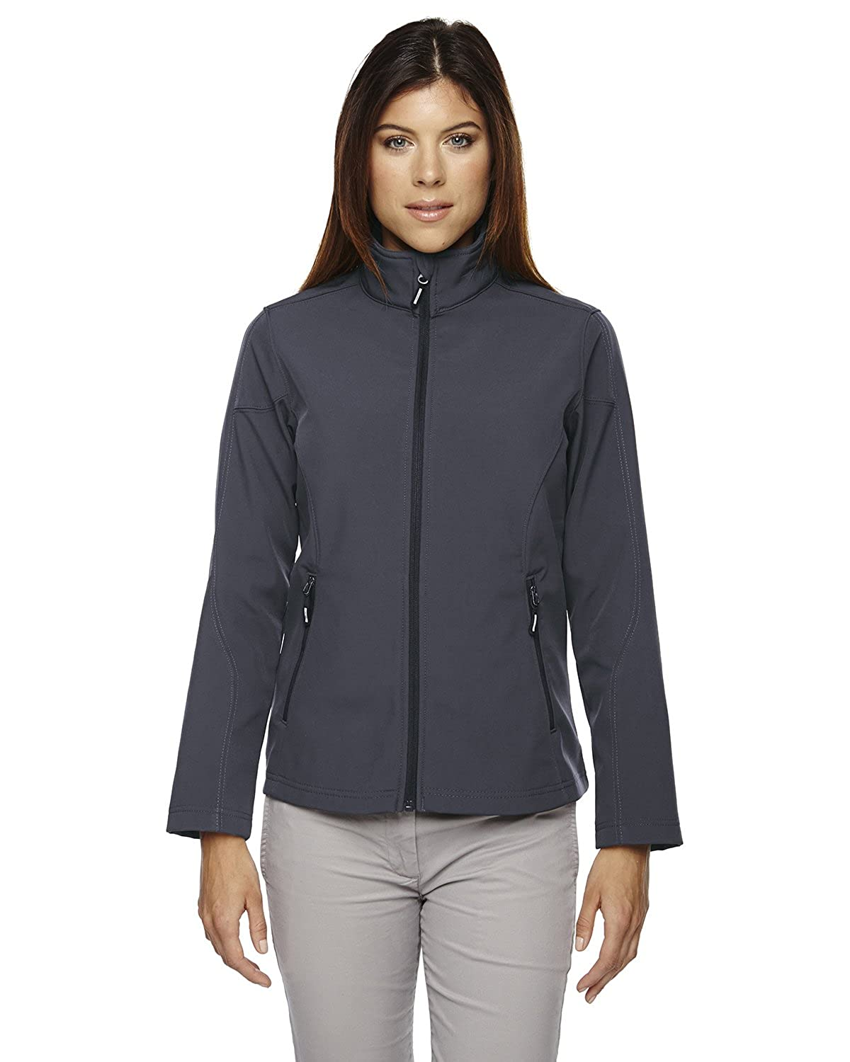 Ash City Core 365 78184 - CRUISE TM LADIES' 2-LAYER FLEECE BONDED SOFT SHELL JACKET  Ash City - Core 365 M10213