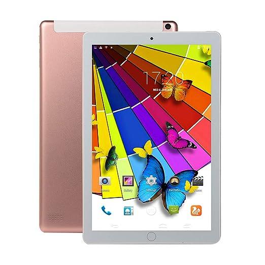 Tablet PC de 10 Pulgadas 3G Internet Quad-Core Soporte ...