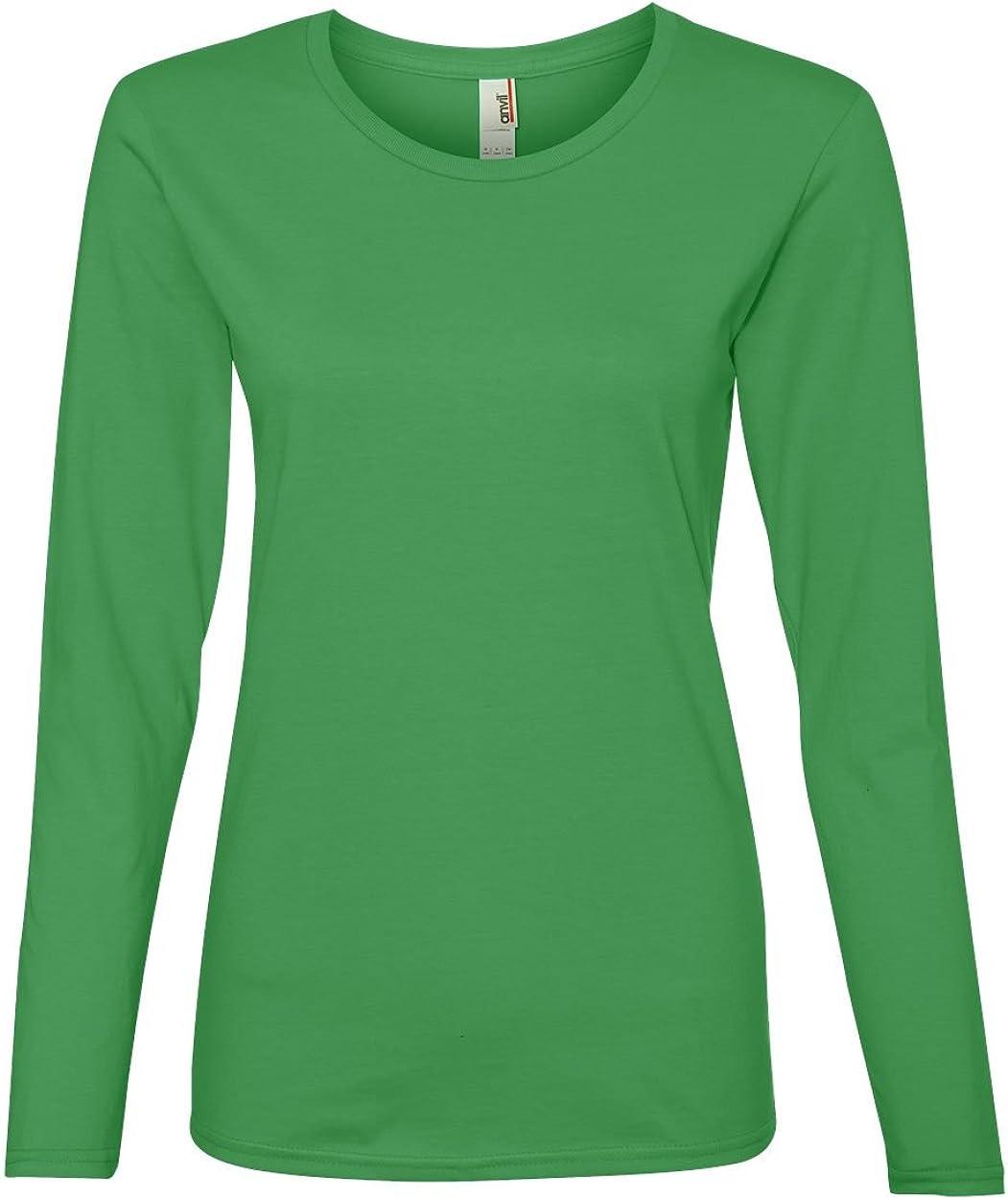 Anvil Lightweight Long-Sleeve T-Shirt (884L)
