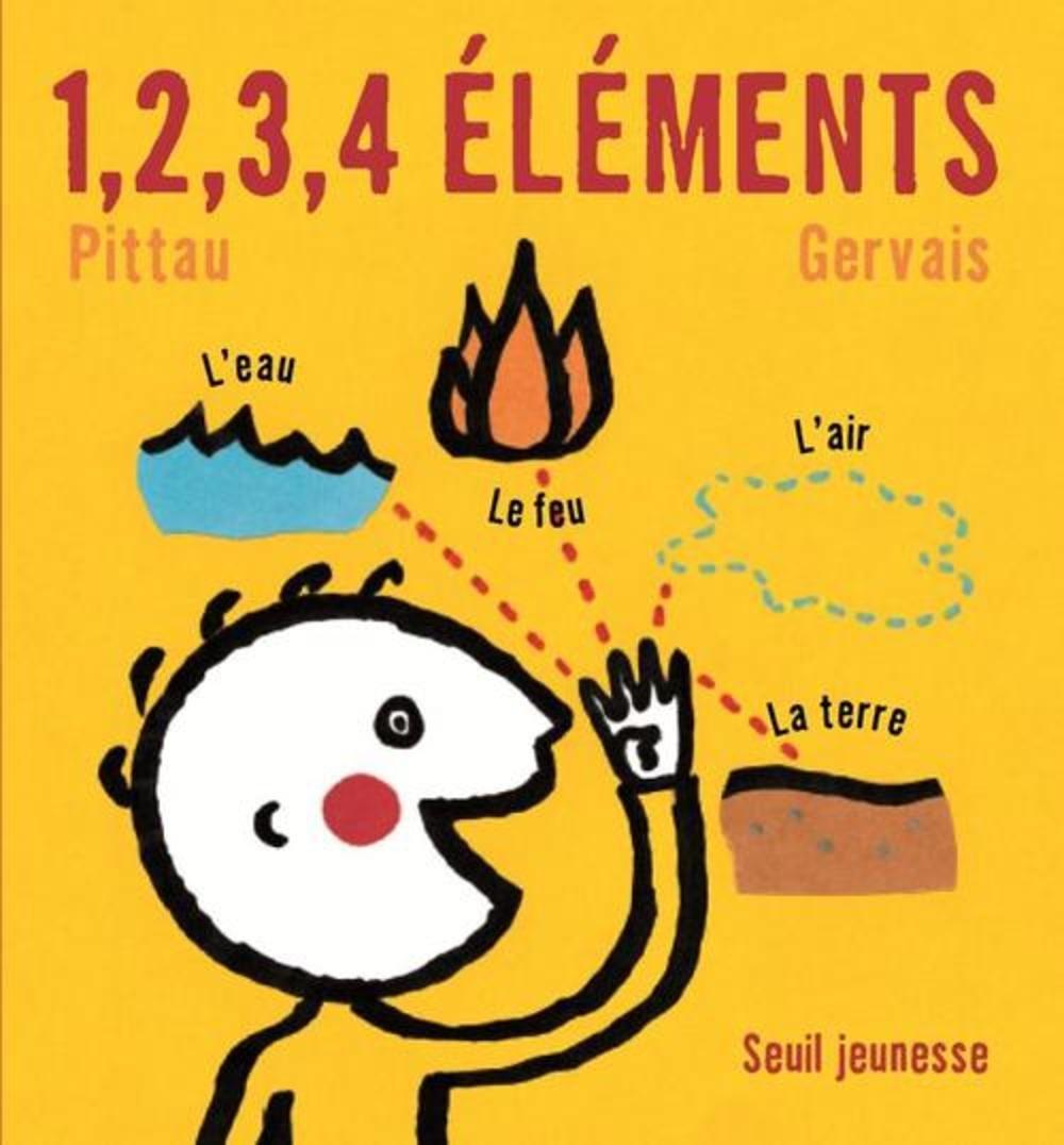 Relativ Amazon.fr - Un, deux, trois, quatre éléments - Gervais Pittau - Livres HR95