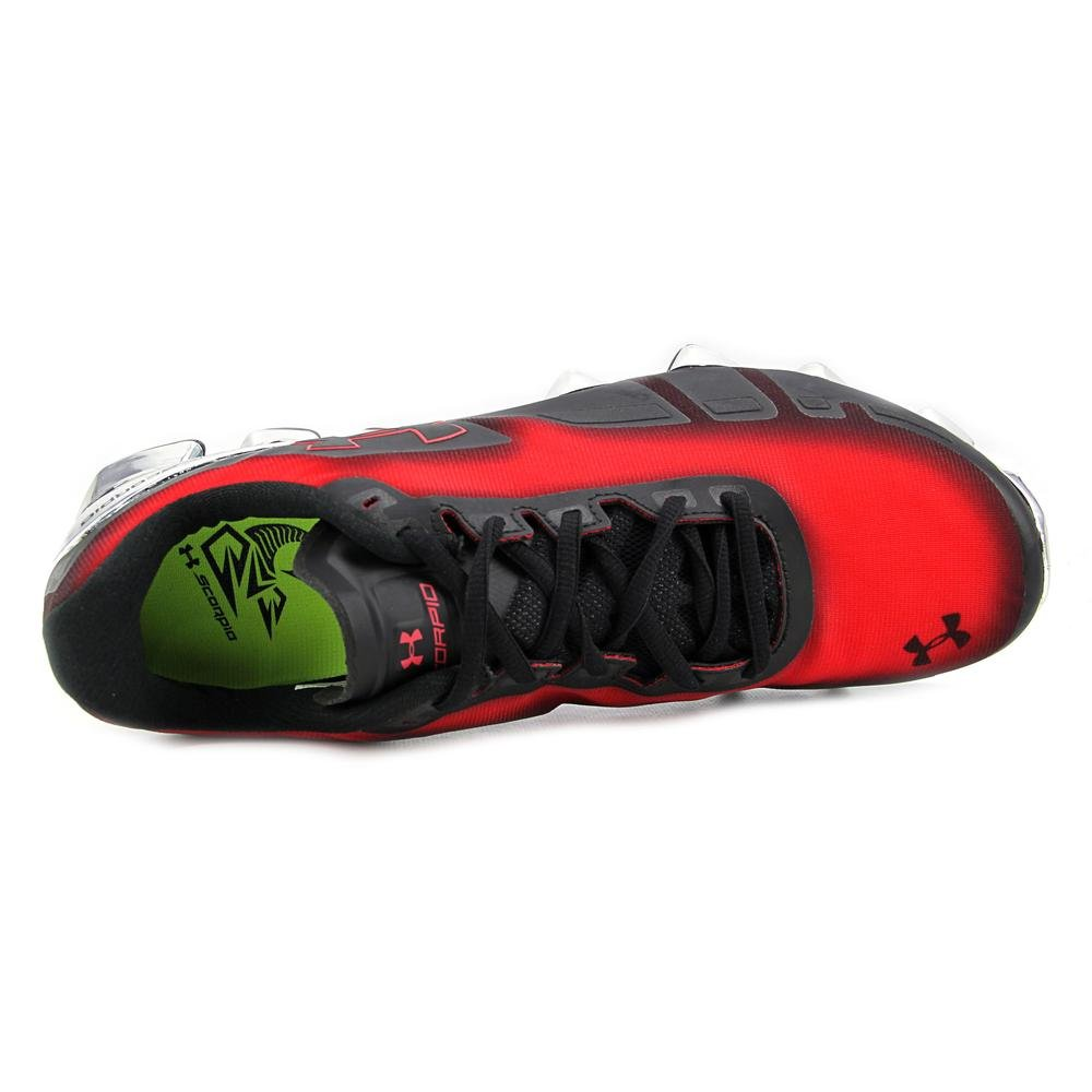 19a1fe47a9a Under Armour Scorpio Cromado de Correr Zapatos de Hombre de tamaño:  Amazon.es: Zapatos y complementos