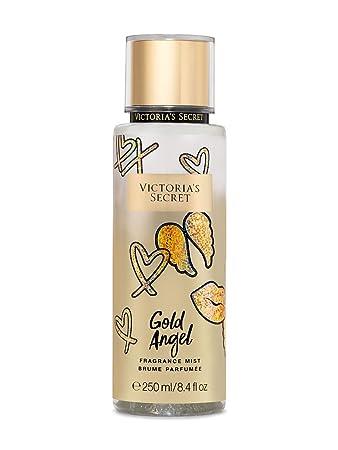 a7d6b0d845 Image Unavailable. Image not available for. Color  Victoria s Secret  Showtime Gold Angel Fragrance Mist