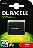 Duracell Premium Analog Canon BP-808 Battery for Camcorder FS10 HG10 Li-Ion 7.4V 850mAh