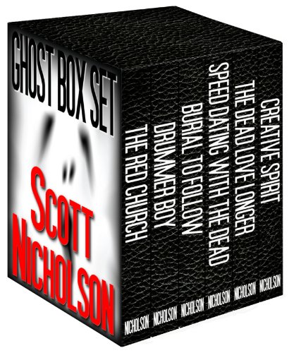 <strong>Three Brand New Kindle Freebies! Are You a Fan of Horror and Fantasy? Then You Won't Want to Miss These Titles ... Scott Nicholson's <em>GHOST BOX: SIX SUPERNATURAL THRILLERS</em>, Jay Province's T<em>HE SUMMER SET</em> and Jeremy Shipp's <em>ABERRATIONS: HORROR STORIES</em></strong>