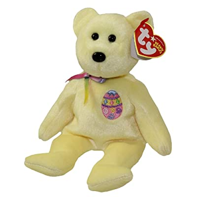 Ty Beanie Babies Eggs - 2005 Bear: Toys & Games