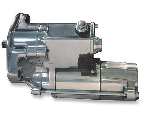 Terry Componentes Slugger 1,8 kW Hi-Torque Motor de arranque – cromo/