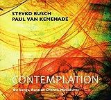 Contemplation by Paul Van Kemenade