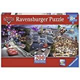 Ravensburger 12827 Cars 2 Panorama (200 Piece) Puzzle