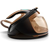 Philips gc9682/80 Perfect Care Elite Plus plancha al vapor, dynamiq Sensor, 8 bar, 1.8 L, 2700 W, Cobre/Negro