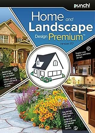 Punch home landscape design premium v17 7 for Punch home garden design collection