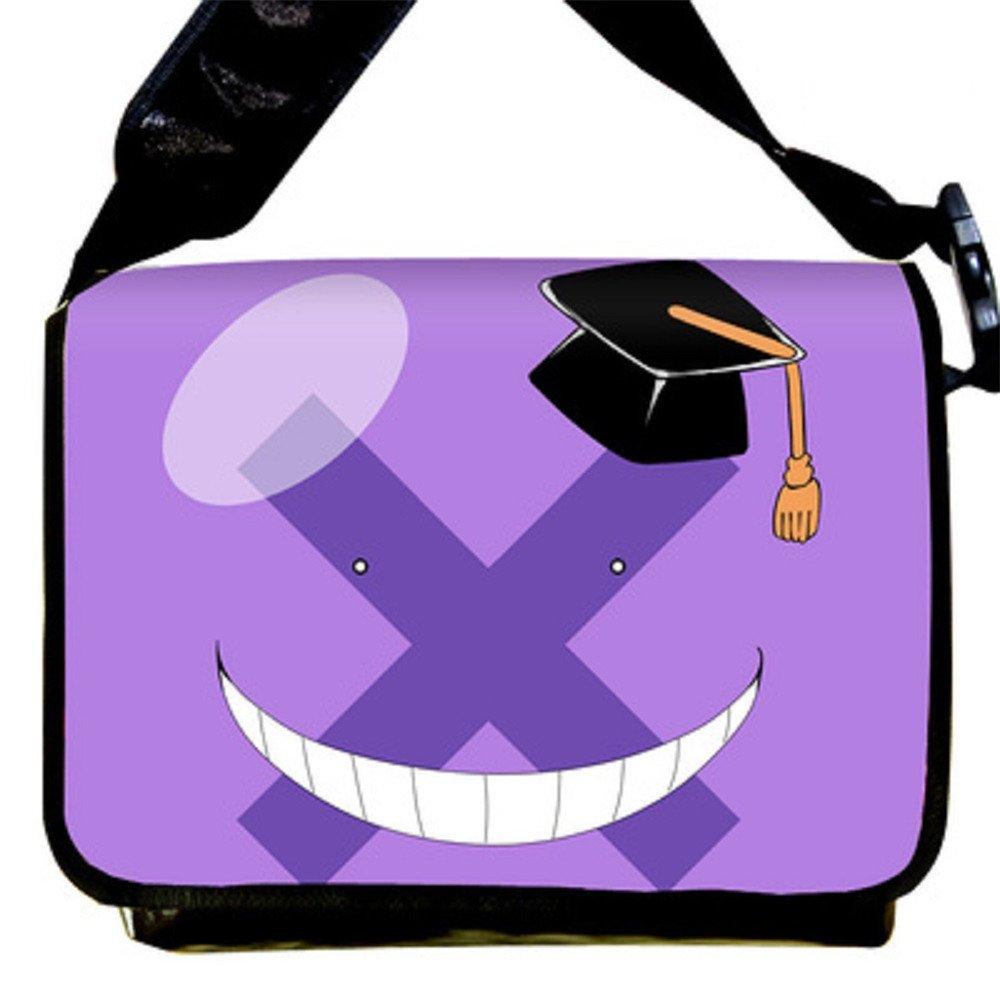 Siawasey Assassination Classroom Anime Shiota Nagisa Messenger Bag Shoulder Bag