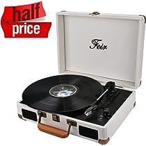 Amazon com: Feir Vinyl LP Record Player Turntable Cartridge