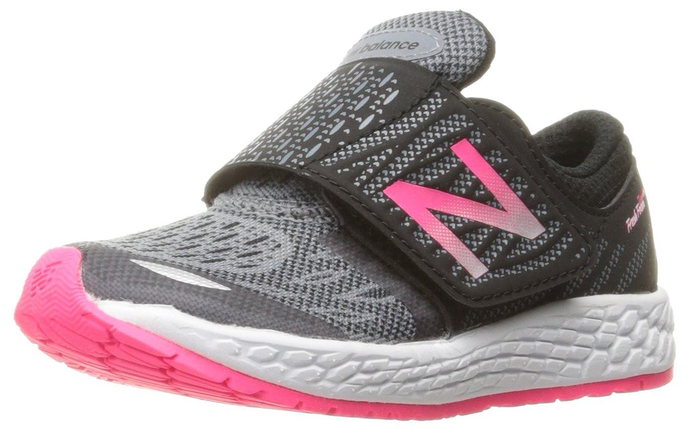 New Balance Kids' Fresh Foam Zante V3 Hook and Loop Road Running Shoe NB2-KVZNTV3I-PSB