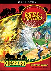 Battle for Control (Adventures in Odyssey Kidsboro)