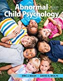 img - for Abnormal Child Psychology (MindTap Course List) book / textbook / text book