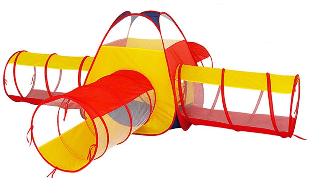 Kindergarten Zelt, Indoor und Outdoor Krabbeln Eimer Kind Zelt Kombination Interessante Bohren Löcher Spielzeug Spielplatz Frühkindliche Bildung Trainingsgeräte