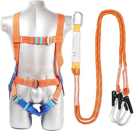 ZH Arnés anticaída y cinturón de sujeción,Seguridad de Escalada ...
