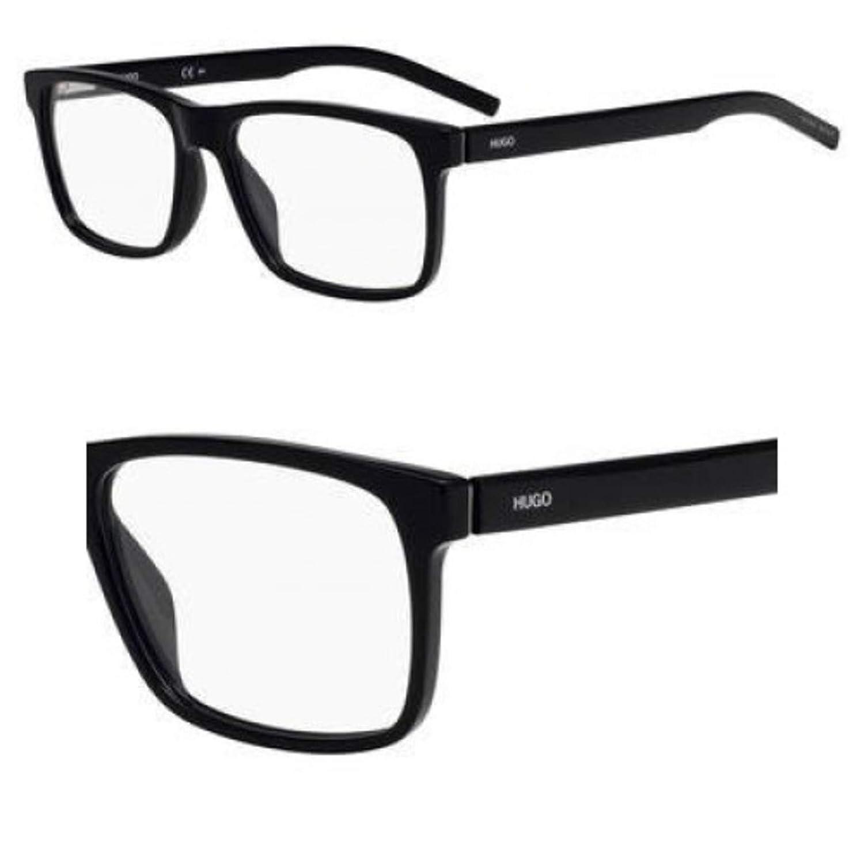 Hg 1014 0807 Black hug Eyeglasses Hugo