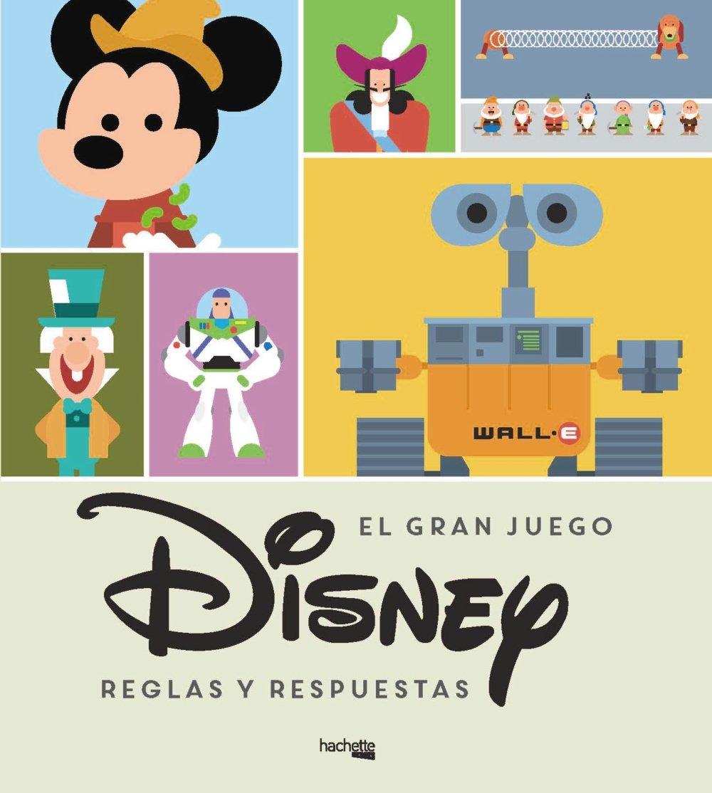 El gran juego Disney Hachette Heroes - Disney - Especializados: Amazon.es: Hachette Heroes: Libros