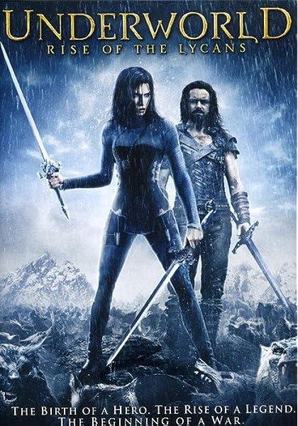 Amazon Com Underworld Rise Of The Lycans Rhona Mitra Bill Nighy Michael Sheen Kate Beckinsale Movies Tv