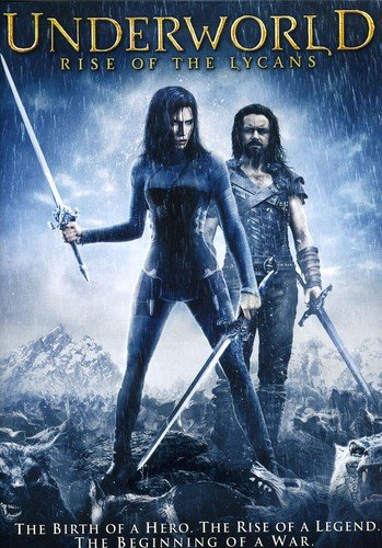 DVD : Underworld: Rise Of The Lycans [Widescreen] (, Dubbed, Dolby, AC-3, Widescreen)