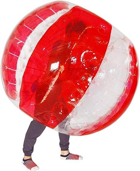 SAYOK Pelota Hinchable de Parachoques Burbuja balón de fútbol ...