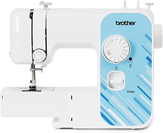 Brother X14 - Máquina de coser con 16 programas: Amazon.es: Hogar
