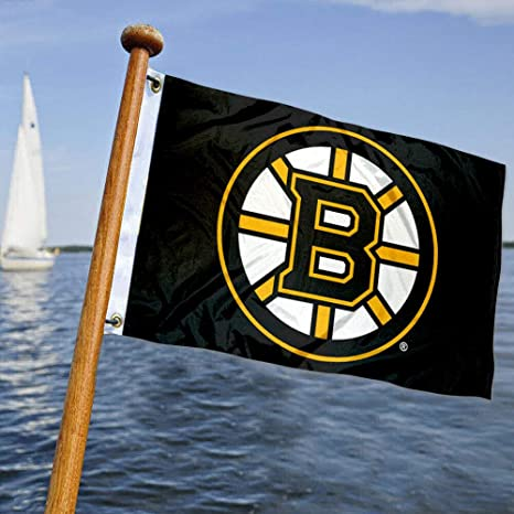 Boston Bruins bandera de barco y carro de golf: Amazon.es ...