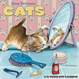 Gary Patterson's Cats Wall Calendar (2019)