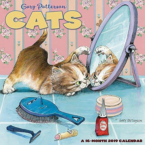 Gary Patterson's Cats Wall Calendar (2019)