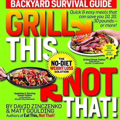 Grill This, Not That!: Backyard Survival Guide by David Zinczenko