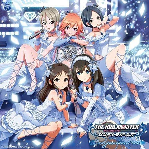 CD : Game Music - Idolmaster Cinderella Mastl Jewelries 003 (original Soundtrack) (Japan - Import)