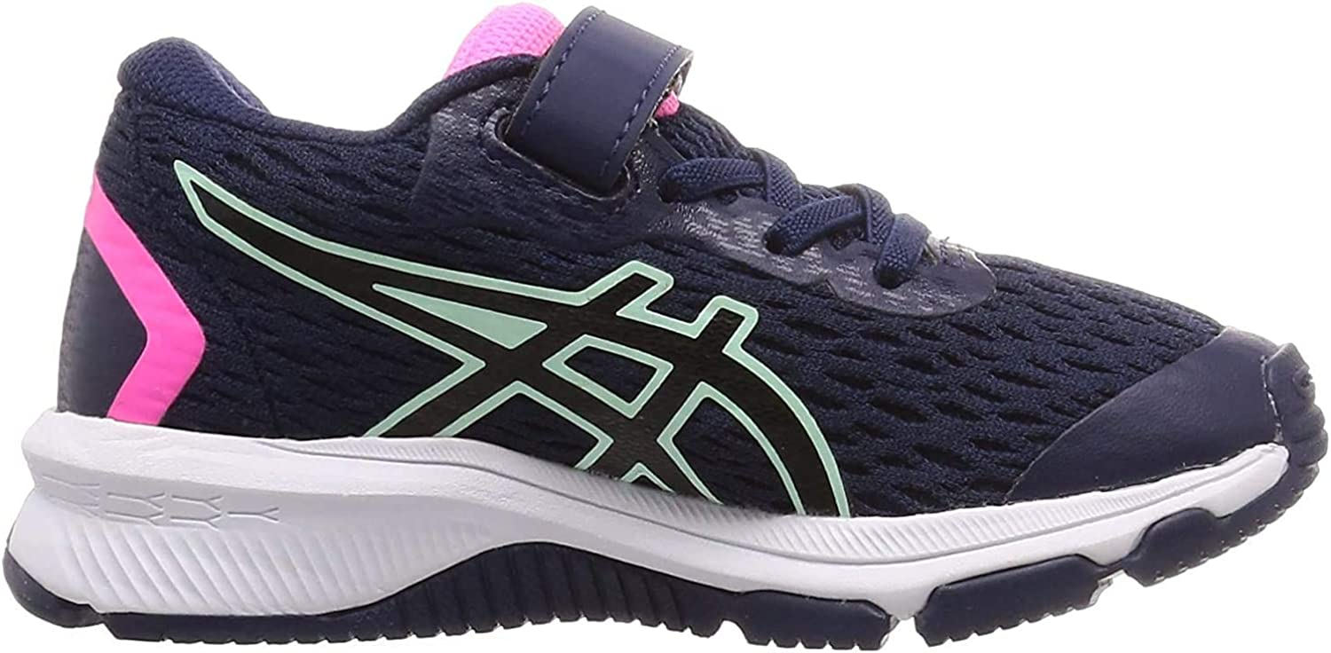 termómetro Cartero Anormal  Asics GT-1000 9 PS, Boy's Running Shoes, Peacoat/Black, 12.5 Child UK (32  EU): Amazon.co.uk: Shoes & Bags