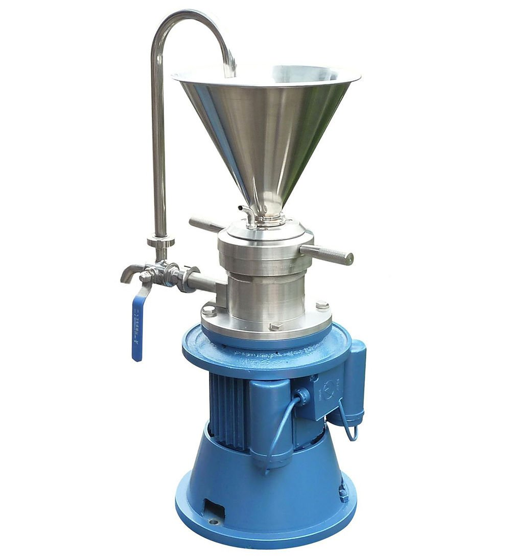Newtry JML-65 Commercial Electric Vertical Muti-Functional Colloid Mill Machine Colloid Mill Grinder Jam making machine (380V)