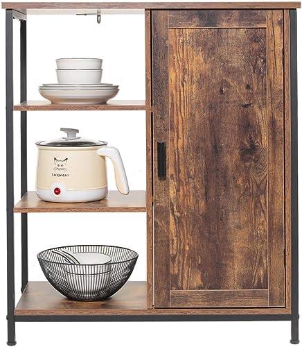 IWELL Floor Storage Cabinet