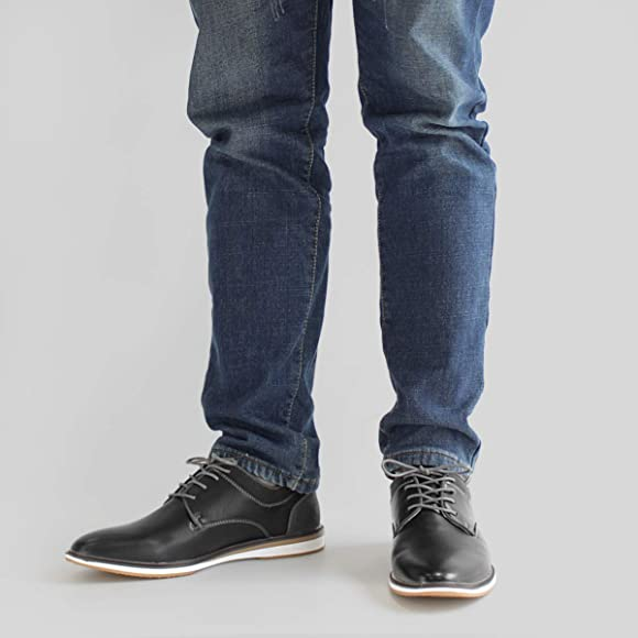 Business Casual Oxford Shoes