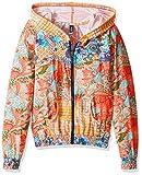 Product review for Maaji Girls' Rainbow Peach Raspberry Plum Jacket