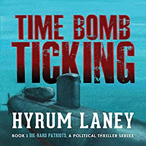 Time Bomb Ticking Audiobook