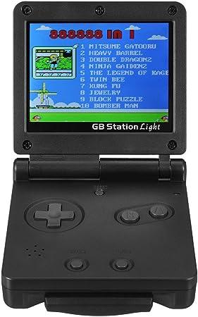 Amazon.com: minjiSF Mini Portable Retro Handheld Video Game ...
