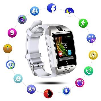 Qimaoo Q18 - Reloj inteligente para Android: Amazon.es: Electrónica