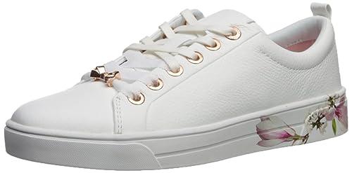 d2341cee4fa6ce Ted Baker Women  s Kelleip Sneaker  Amazon.co.uk  Shoes   Bags